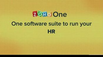 Zoho One TV Spot, 'Excitement Meets Zoho One' - Thumbnail 8
