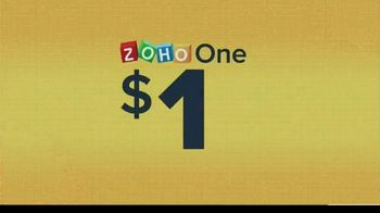 Zoho One TV Spot, 'Excitement Meets Zoho One' - Thumbnail 9