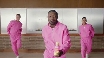 Pepto-Bismol Ultra Coating TV Spot, 'Pepto Pop Routine'