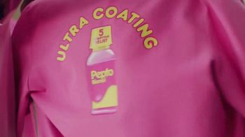 Pepto-Bismol Ultra Coating TV Spot, 'Pepto Pop Routine' - Thumbnail 5
