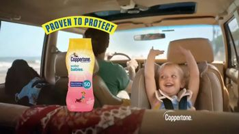 Coppertone Water Babies TV Spot, 'Surfer Girl' Song by Portugal. The Man - Thumbnail 2