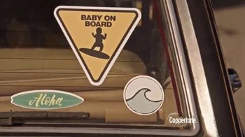 Coppertone Water Babies TV Spot, 'Surfer Girl' Song by Portugal. The Man - Thumbnail 4