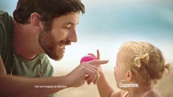 Coppertone Water Babies TV Spot, 'Surfer Girl' Song by Portugal. The Man - Thumbnail 9