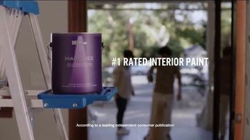 BEHR MARQUEE Interior Memorial Day Savings TV Spot, 'It's Got Potential' - Thumbnail 9