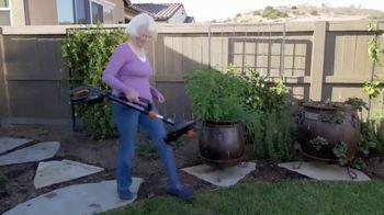 Worx GT Revolution TV Spot, 'Manicured Yard' - Thumbnail 5