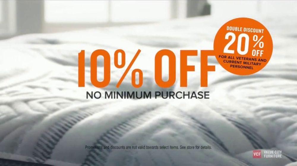 Etonnant Value City Furniture Memorial Day Sale TV Commercial, U0027Fit Your Dreamsu0027    ISpot.tv