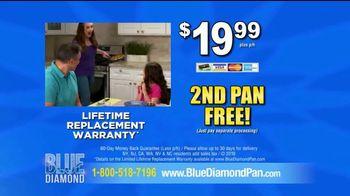Blue Diamond Pan TV Spot, 'Millions of Diamonds' - Thumbnail 10