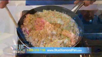 Blue Diamond Pan TV Spot, 'Millions of Diamonds' - Thumbnail 8