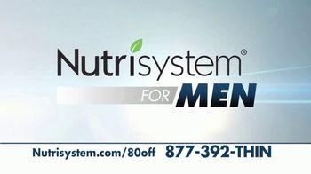 Nutrisystem for Men TV Spot, 'Put Down the Wings' - Thumbnail 2