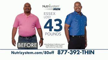 Nutrisystem for Men TV Spot, 'Put Down the Wings' - Thumbnail 3