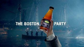 Snapple Straight Up Tea TV Spot, 'Boston Tea Party' - Thumbnail 1