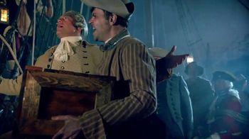 Snapple Straight Up Tea TV Spot, 'Boston Tea Party' - Thumbnail 2