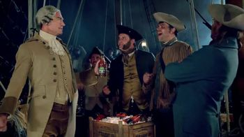 Snapple Straight Up Tea TV Spot, \'Boston Tea Party\'