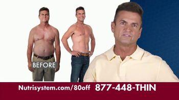 Nutrisystem for Men TV Spot, 'Put Down the Pie: Save $80' - Thumbnail 10