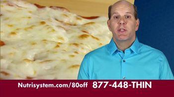 Nutrisystem for Men TV Spot, 'Put Down the Pie: Save $80' - Thumbnail 8