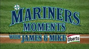 Oberto TV Spot, 'Mariners Moments' Feat. James Paxton, Mike Leakes - Thumbnail 2
