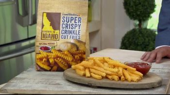Lamb Weston Super Crispy Crinkle Fries TV Spot, 'Hallmark Channel: Idaho'