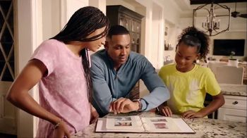 Samsung Gear S3 TV Spot, 'Father's Day: First Hero' Feat. Grant Hill - Thumbnail 6