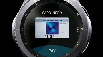 Samsung Gear S3 TV Spot, 'Smartwatch. Brilliant Gift: Dad' Song by Klayton - Thumbnail 7