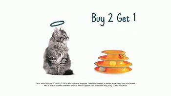 PetSmart TV Spot, 'Everything You Need for Your Cat' - Thumbnail 5