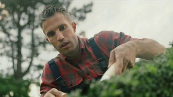Wish TV Spot, 'What Does Robin van Persie Do With Time on His Hands? - Thumbnail 8
