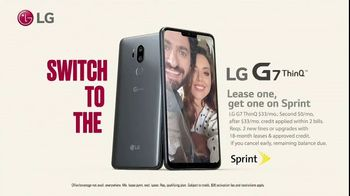 LG Mobile TV Spot, 'What's it Gonna Take: Sprint' Feat. Aubrey Plaza - Thumbnail 10