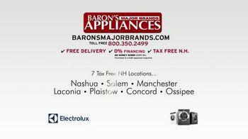 Electrolux TV Spot, 'Chef's Dress: $100 Back' - Thumbnail 7