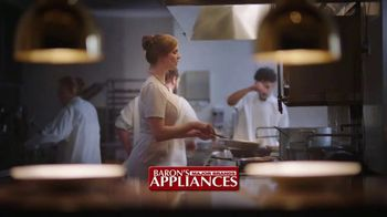 Electrolux TV Spot, 'Chef's Dress: $100 Back'