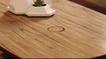Pledge Beautify It TV Spot, 'Coffee Ring' - Thumbnail 4