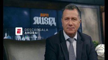ESPN App TV Spot, 'Todo sobre el mundial' [Spanish] - Thumbnail 8