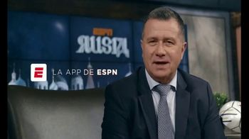 ESPN App TV Spot, 'Todo sobre el mundial' [Spanish] - Thumbnail 2