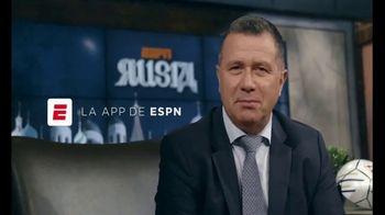 ESPN App TV Spot, 'Todo sobre el mundial' [Spanish] - Thumbnail 3