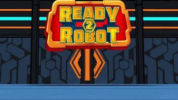 Ready2Robot Build, Swap, Battle! TV Spot, 'Slime Time' - Thumbnail 1