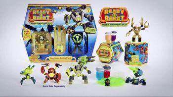 Ready2Robot Build, Swap, Battle! TV Spot, 'Slime Time' - Thumbnail 10