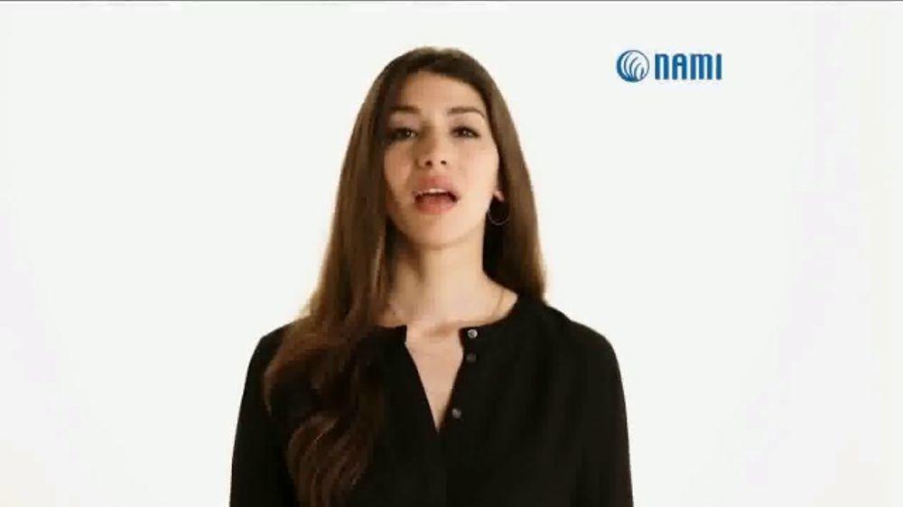 NAMI TV Commercial, 'Cure Stigma' Featuring Clark Gregg, Corinne Foxx