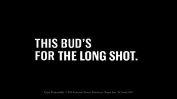 Budweiser TV Spot, 'The Undrafted' Featuring John Starks - Thumbnail 9