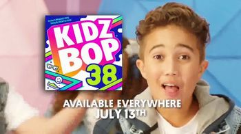 Kidz Bop 38 TV Spot, 'By Kids, For Kids'