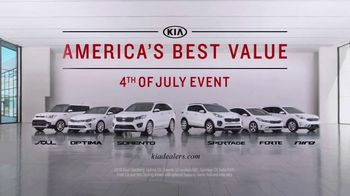 Kia America's Best Value 4th of July Event TV Spot, 'Balloons: Who Needs Them?' [T1] - Thumbnail 6