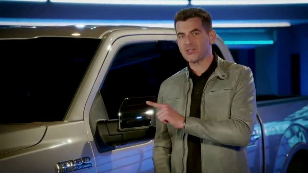 2018 Ford F-150 TV Commercial, 'FX Network: X-Men: Days of Future Past' [T1]