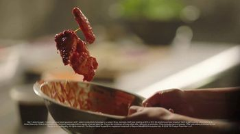 TGI Friday's Sky-High Burgers TV Spot, 'Rebuilt Burgers' - Thumbnail 6