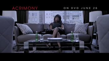 Tyler Perry's Acrimony Home Entertainment TV Spot