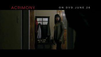 Tyler Perry's Acrimony Home Entertainment TV Spot