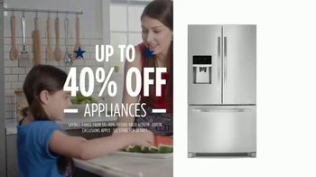 Sears Fourth of July Event TV Spot, 'Appliance Deals Worth Celebrating' - Thumbnail 5