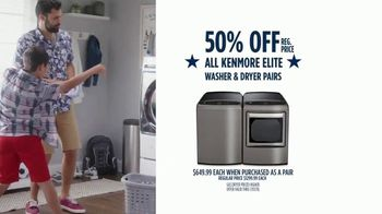 Sears Fourth of July Event TV Spot, 'Appliance Deals Worth Celebrating' - Thumbnail 6