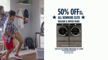 Sears Fourth of July Event TV Spot, 'Appliance Deals Worth Celebrating' - Thumbnail 7