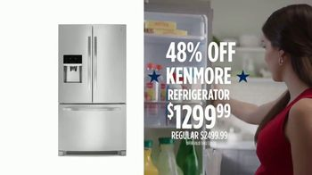 Sears Fourth of July Event TV Spot, 'Appliance Deals Worth Celebrating' - Thumbnail 8