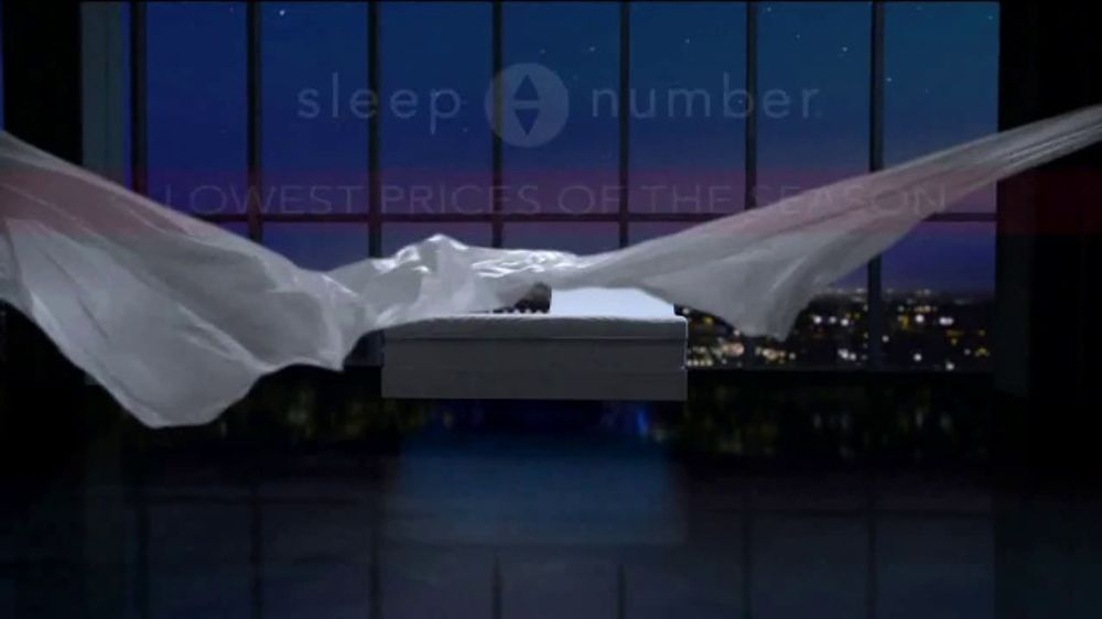 Sleep Number Lowest Prices of the Season TV Commercial ...