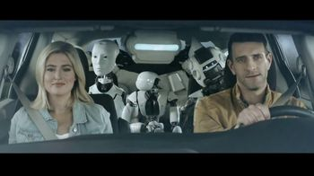 Sprint Unlimited TV Spot, 'Robot Road Trip'