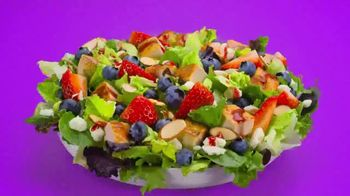 Wendy's Berry Burst Chicken Salad TV Spot, 'Short and Sweet' - Thumbnail 10