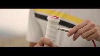 Tennis Warehouse TV Spot, 'Make Music' Featuring Roger Federer - 48 commercial airings